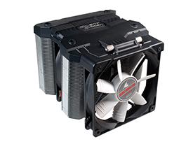 Evercool Silent Shark CPU Cooler Review CPU Cooler, Evercool 1