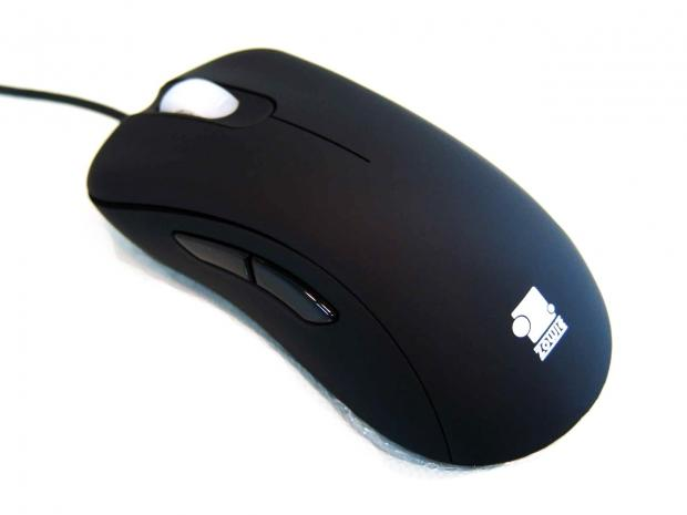 Zowie Gear EC1 Evo Black Competitive Gaming Mouse Review :: TweakTown mouse 1
