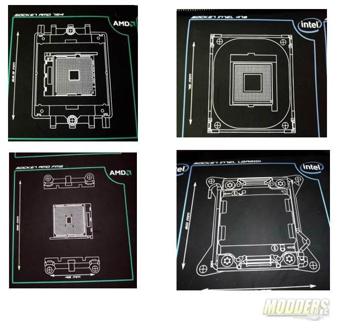 Modright Xtreme Super Large Anti Static Mod Mat Modders Inc