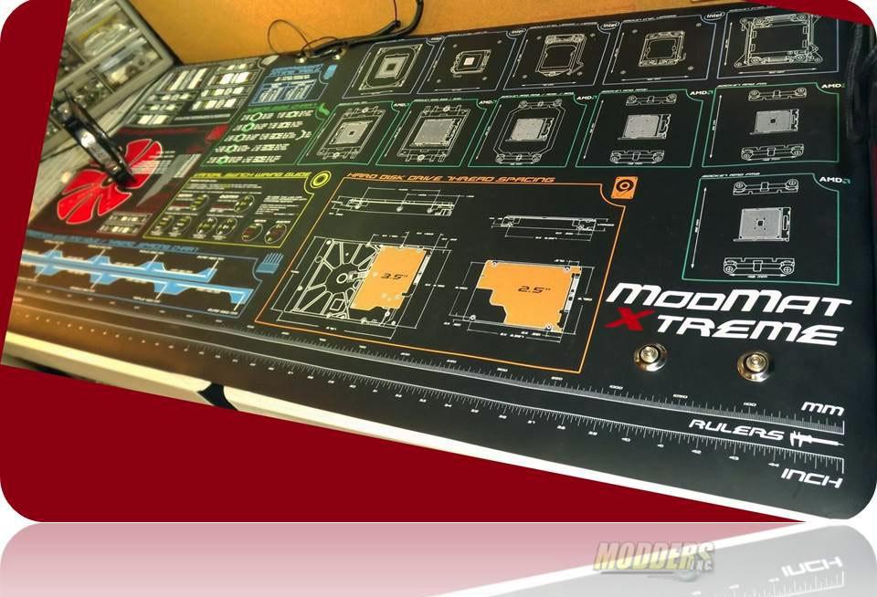 Modright Xtreme Super Large Anti Static Mod Mat Page 4