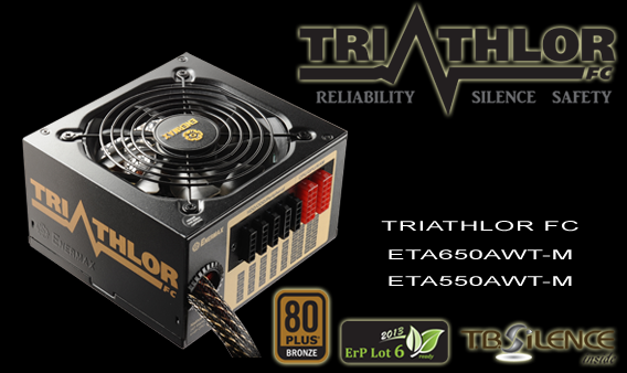 Enermax Triathlor 550w PSU