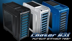 Thermaltake Chaser A31 Mid Tower ATX, Mid Tower, Thermaltake 3