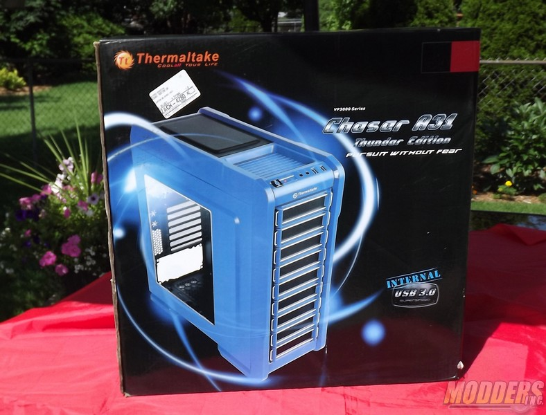 Thermaltake Chaser A31 Mid Tower ATX, Mid Tower, Thermaltake 1