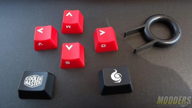 Cooler Master CM Storm Quick Fire XT Mechanical Keyboard Red Keys