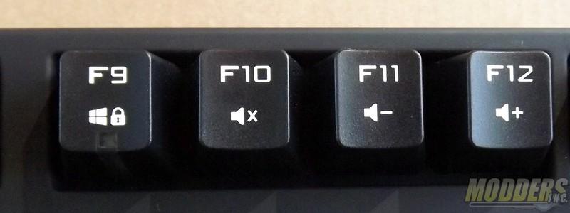 CM Storm QuickFire XT Mechanical Keyboard CM Storm, Cooler Master, Gaming Keyboard, Mechanical Keyboard 6