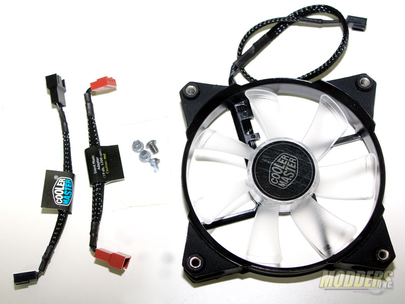 Cooler Master Jetflo Series Fans Review Page 2 Of 2