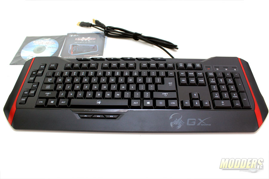 Drivers teclado genius k640 windows 7