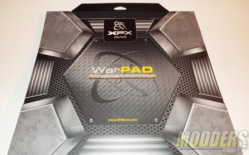 XFX ~ Warpad Review and Video for Modders~Inc. Crisp Brand Agency, Gaming Mouse, MousePad, XFX, XFX warpad 1
