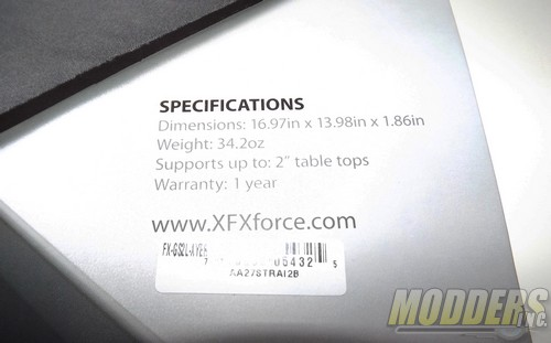 XFX ~ Warpad Review and Video for Modders~Inc. Crisp Brand Agency, Gaming Mouse, MousePad, XFX, XFX warpad 11