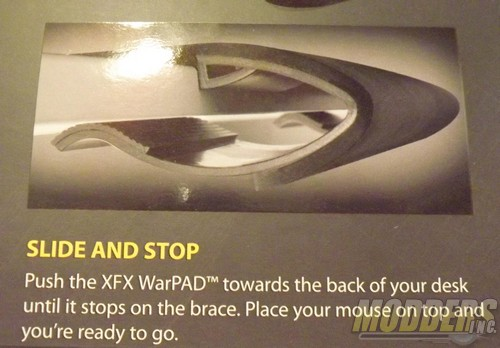 XFX ~ Warpad Review and Video for Modders~Inc. Crisp Brand Agency, Gaming Mouse, MousePad, XFX, XFX warpad 13