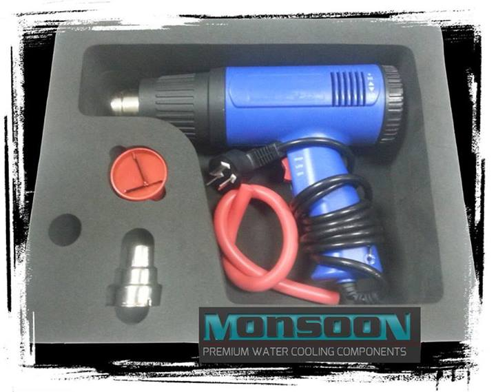 MONSOON Makes the BEST BETTER ~ PROFESSIONAL Hardline Toolkit EXCLUSIVE! HARDLINE, Hardline Toolkit, Liquid Cooling, Monsoon, MONSOON Water Cooling, Performance-PCs, Tube Bending, Water Cooler, WC 12
