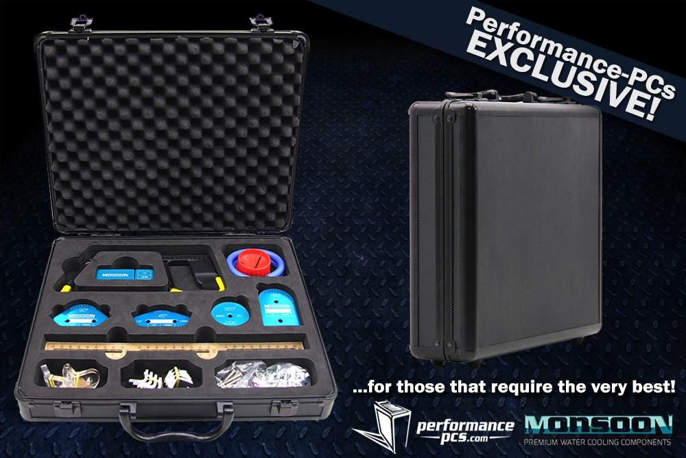 MONSOON Makes the BEST BETTER ~ PROFESSIONAL Hardline Toolkit EXCLUSIVE! HARDLINE, Hardline Toolkit, Liquid Cooling, Monsoon, MONSOON Water Cooling, Performance-PCs, Tube Bending, Water Cooler, WC 1