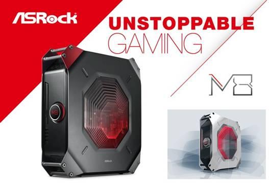 ASRock Gaming PC M8 won 2013 Chicago GOOD DESIGNTM AWARD ~ Press Release ASRock, Award, computer case, Gaming