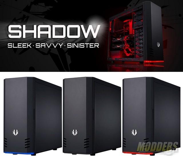BitFenix Shadow ATX Case Review ATX, Bitfenix 1