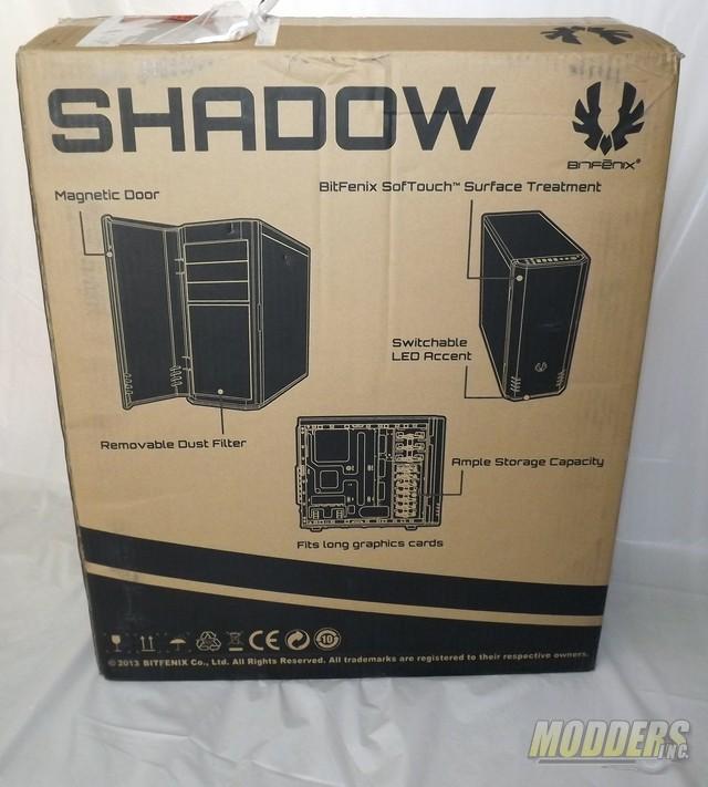 BitFenix Shadow ATX Case Review ATX, Bitfenix 5