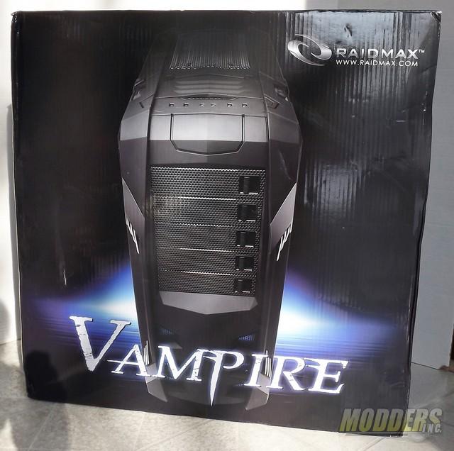 RAIDMAX Vampire Case Box