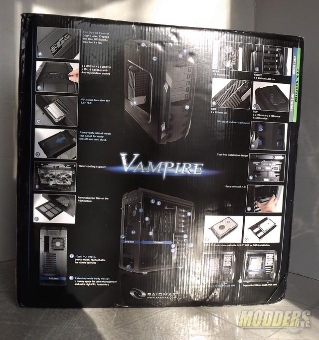 RAIDMAX Vampire Tower Computer Case Review Case, Full Tower, Raidmax 1