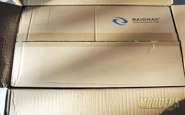 RAIDMAX Vampire Tower Computer Case Review Case, Full Tower, Raidmax 3