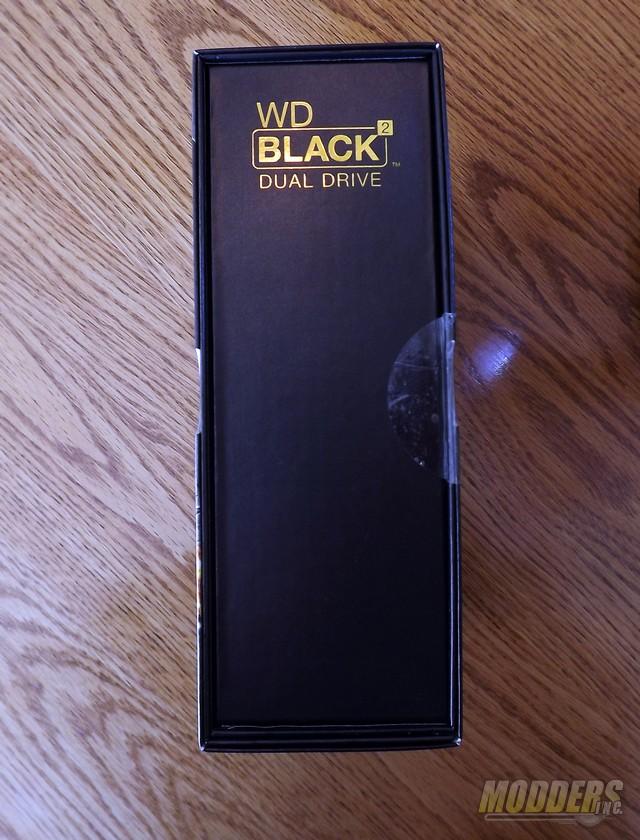 Western Digital WD Black² 2.5-inch Dual Drive (SSD + HDD) Hybrid 2.5 inch Hybrid Drive, SSD, WD, Western Digital 3
