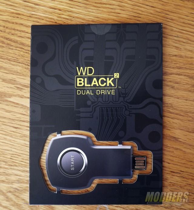 Western Digital WD Black² 2.5-inch Dual Drive (SSD + HDD) Hybrid 2.5 inch Hybrid Drive, SSD, WD, Western Digital 2