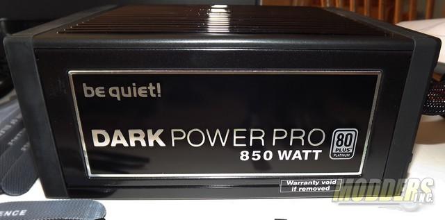 be quiet! Dark Power Pro 10 850W 80 Plus Platinum Modular PSU Overview 850 w, be quiet!, power supply 1