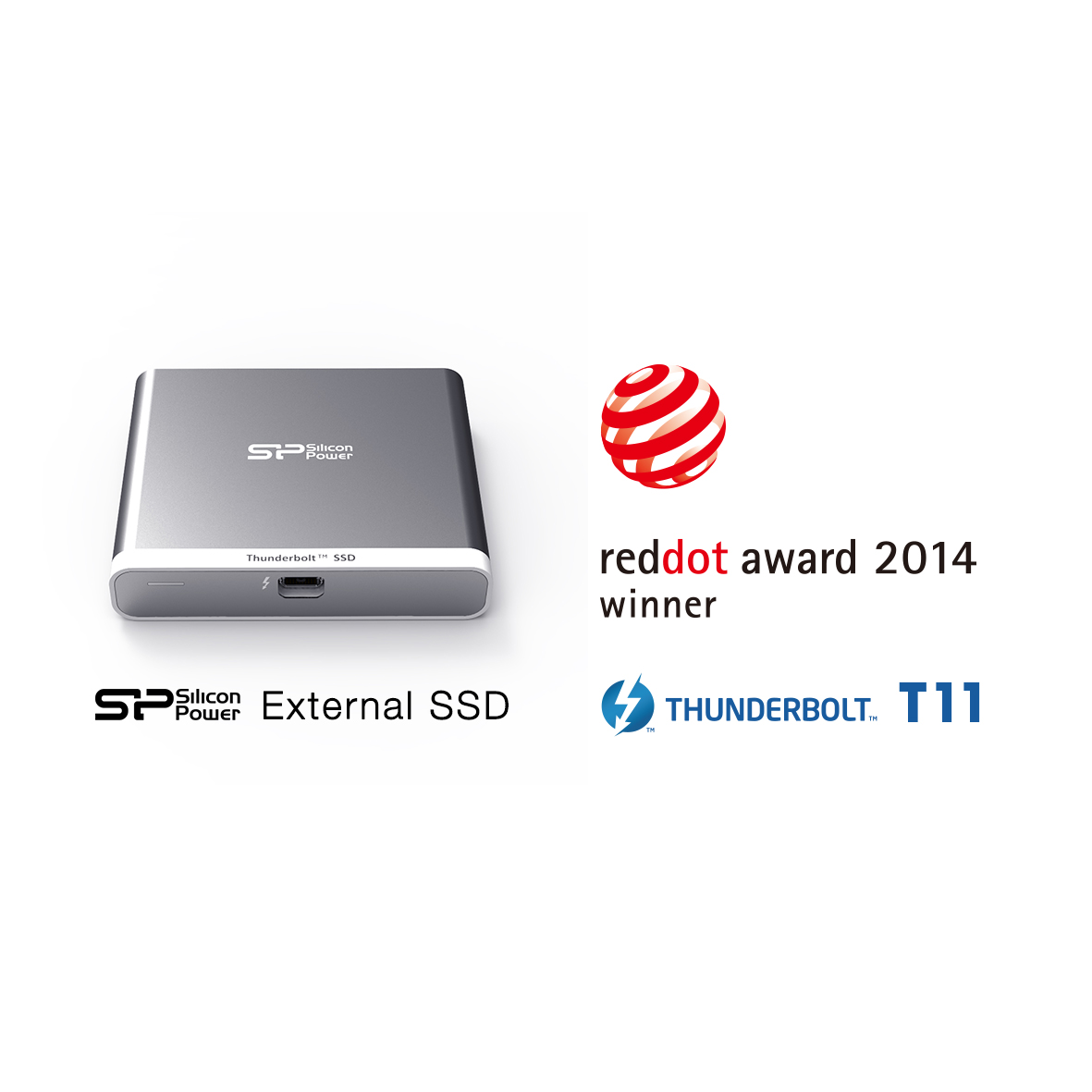 SP/ Silicon Power wins the award from Red Dot Design Award 2014 SiliconPower, SSD, USB 3.0, USB Flash Drive 2