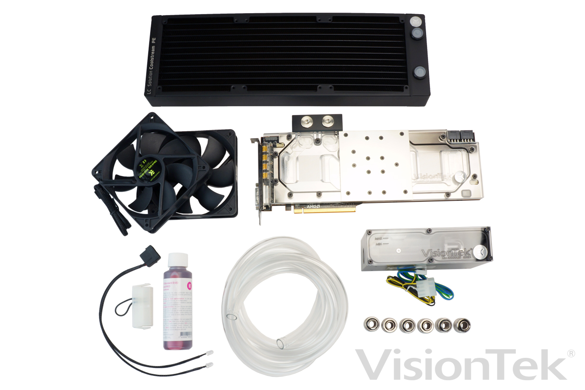 Visiontek Adds New Models Cooling Kits And Bundles To