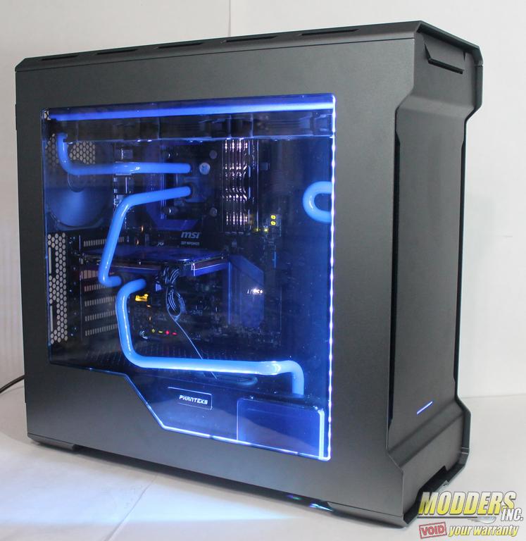Phanteks Enthoo Evolv ATX Case Review — Modders-Inc