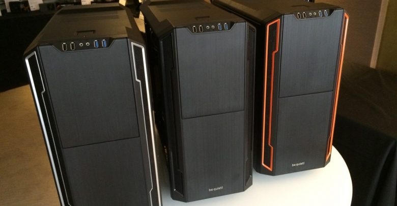 Photo of New be quiet! products Announced at Computex 2015