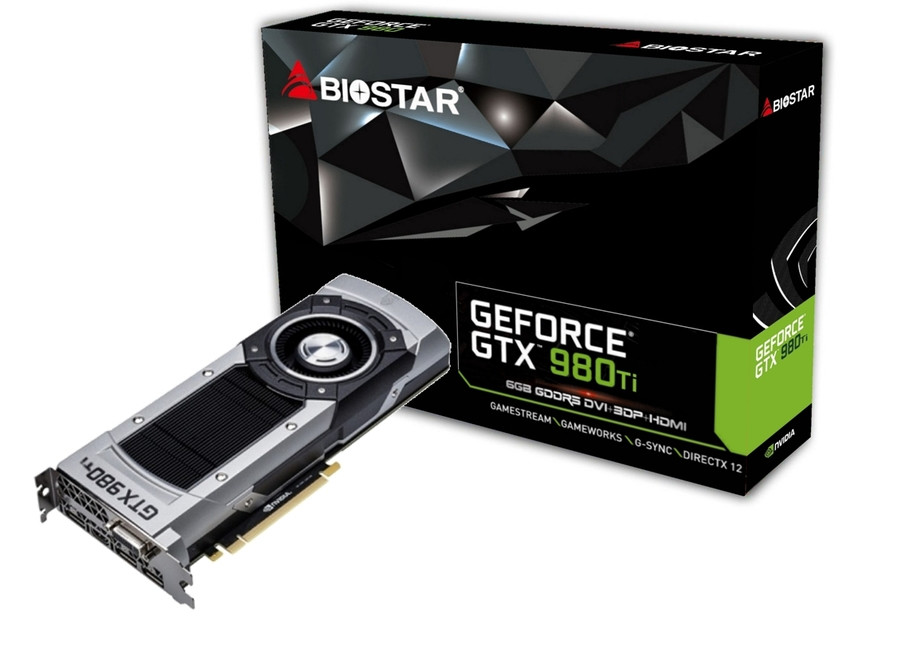 Biostar Announces H170t Gaming Motherboard And Gtx 980ti