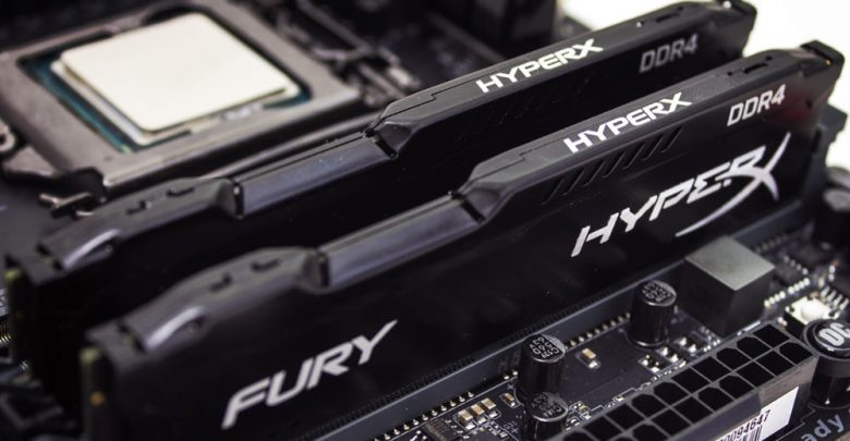 Photo of HyperX Fury 2666MHz CL15 HX426C15FBK2 2x8GB DDR4 Review: Fast and Furious