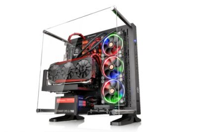 Thermaltake Core P3 ATX Wall Mount Panoramic Viewing LCS Chassis
