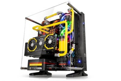 Thermaltake Core P3 ATX Wall Mount Panoramic Viewing LCS Chassis_1