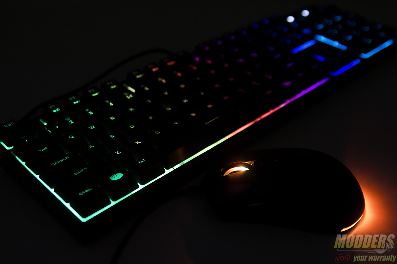 And Rgb For All Cooler Master Masterkeys Lite L Combo