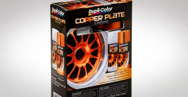 Photo of Dupli-Color Copper Plate Coating Review