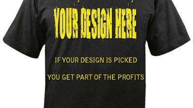 Photo of Design a Modders Inc T-Shirt and Get Paid