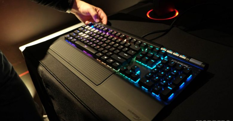 Photo of HyperX Continues Expanding eSports Empire with New Peripherals @ Computex