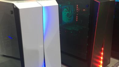 Photo of SilverStone Unveils Several Prototype Cases @ Computex 2017