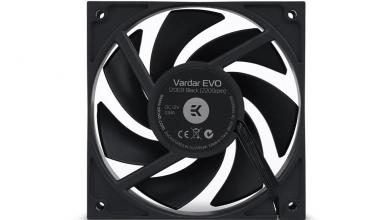 Photo of EKWB Releases New EK-Vardar EVO Fans