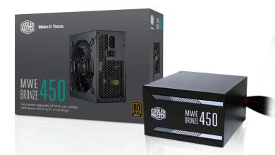 Photo of Cooler Master Introduces MWE Bronze PSU Series