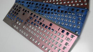 Photo of Modding Three Gram Keyboard Plates for Tesoro to Giveaway