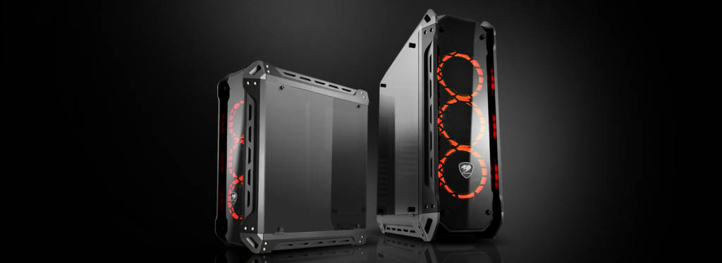 Cougar Panzer Dual Tempered Glass Mid Tower Case Review