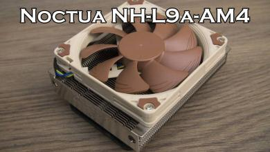 Photo of Noctua NH-L9a-AM4 Review