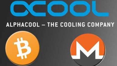 Photo of Alphacool keeps your mining machines cool