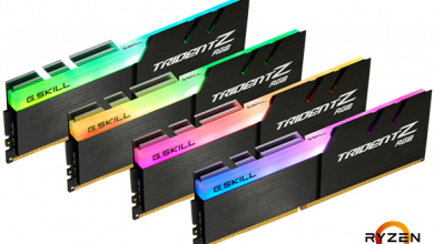 Photo of G.SKILL Announces Trident Z RGB DDR4-3466 32GB