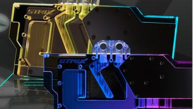 Photo of Phanteks Launches GPU Water Blocks and Backplate