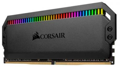 Photo of CORSAIR Launches DOMINATOR PLATINUM RGB DDR4 Memory
