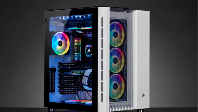 Photo of CORSAIR 680X RGB Tempered Glass PC Case Review