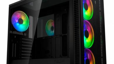 Photo of Fractal Design presents the Define S2 Vision and new Dynamic X2 PWM Black