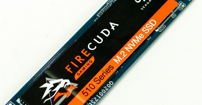 Photo of Seagate FireCuda Gaming 510 NVMe Review